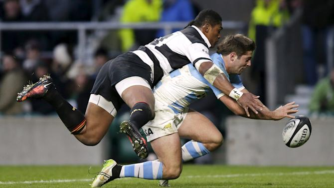 Barbarians v Argentina - Killik Cup 125th Anniversary Match