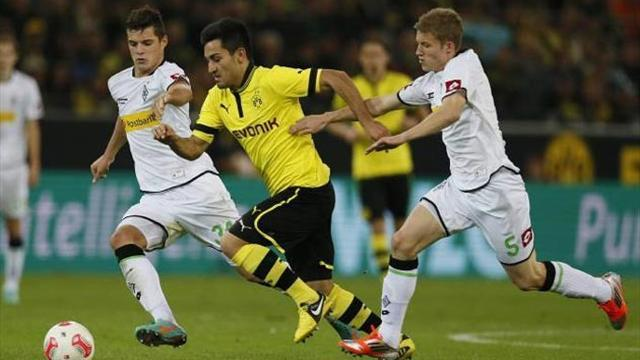 Liga - Gundogan: Madrid the best team left