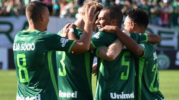 VIDEO: Chapecoense Score First Goal Since Plane Crash and Spark Emotional Scenes