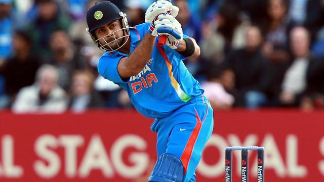 Cricket - India set for easy victory
