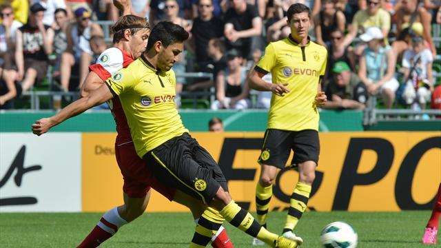 Liga - Gundogan yet to decide on future