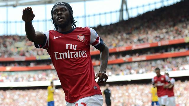 Serie A - Gervinho 'dreamed of Serie A for years'