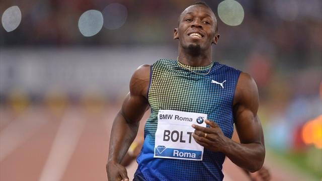 Athletics - Bolt: I've been phenomenal since 15, I'm not on drugs