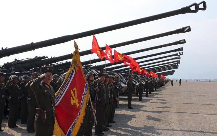 Corea del Nord lancia nuovo missile che sorvola il Giappone