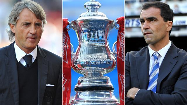 FA Cup - The two Robertos offer up a study in perception