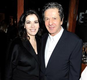 "Nigella Lawson Files Charles Saatchi Divorce Papers, Cites ""Unreasonable Behavior"""