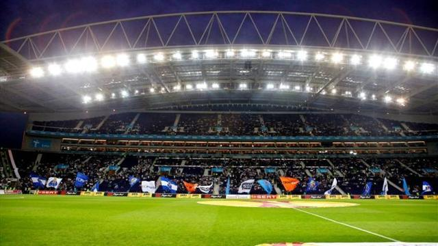 European Football - Porto suffer first home league defeat in five years