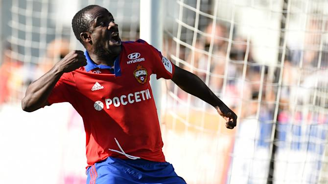 Doumbia rules out Roma return