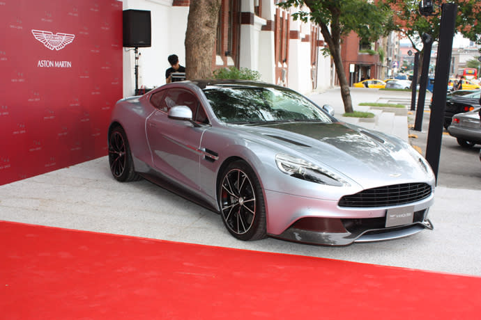 [CARVIDEO 汽車視界] 車壇直擊—Aston Martin百年慶典