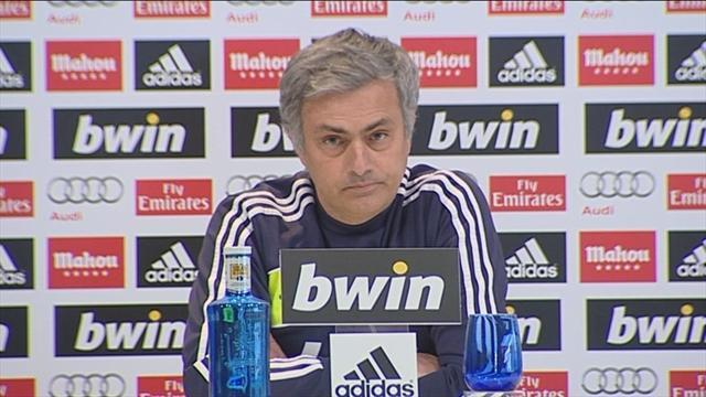Spanish Liga - Mourinho: No comment on controversial referee