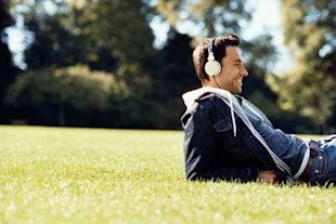 Listening to music and spending time outdoors are fun and easy ways to boost your health