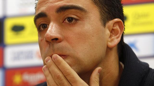 Liga - Xavi sees bright future for Barca