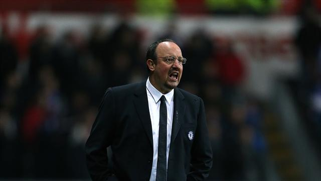 Premier League - Benitez looking for strong Chelsea finish