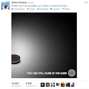 @OREO: The Tasty Voice of the Twitter Generation image oreo