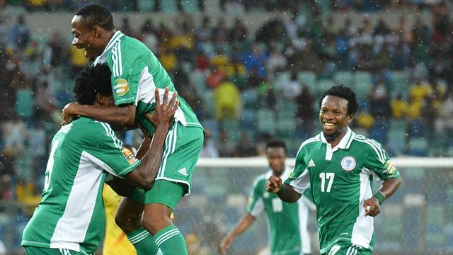 Confederations Cup - Confederations Cup factbox on Nigeria