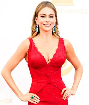 Sofia Vergara's Emmys Jewelry Worth $7 Milliion!