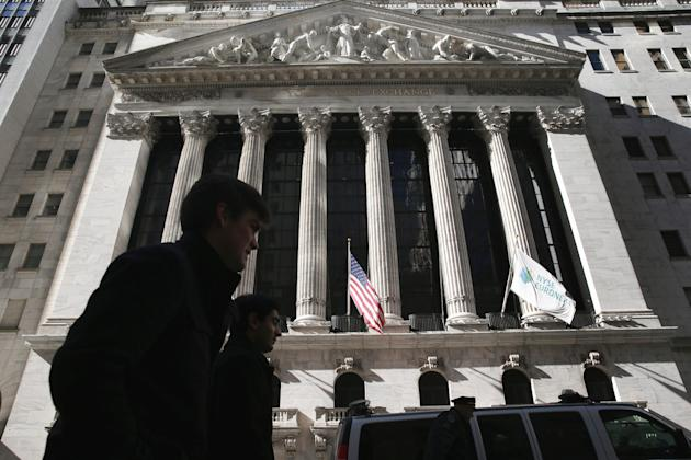 New York Stock Exchange  (Photo by John Moore/Getty Images)