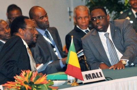 ECOWAS troops for Guinea-Bissau and Mali