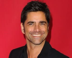 John Stamos Tackles Necessary Roughness Arc