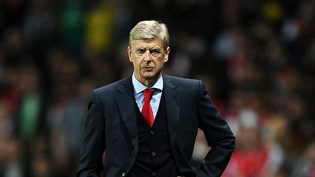 Premier League - Bad day at the office, says Wenger