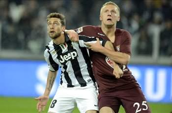 Juventus 3-0 Torino: Bianconeri bounce back against 10-man Granata