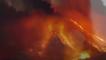 火山爆發的場面 看了相當震撼