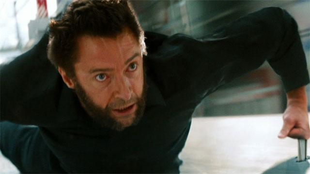 'The Wolverine' Clip: Train Fight