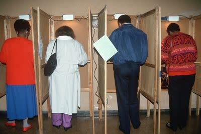 If black Americans lived as long as whites, 1 million more would have voted in 2004