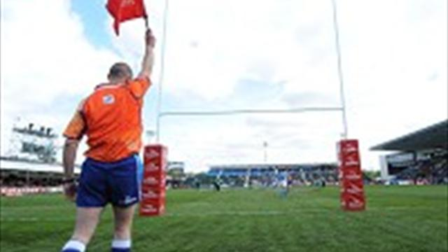 Rugby - IRB approve extended TMO trial