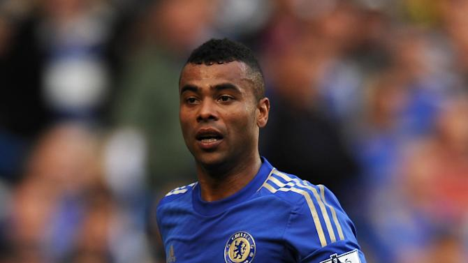 Ashley Cole, pictured, has been interviewed as part of the investigation into allegations made against Mark Clattenburg