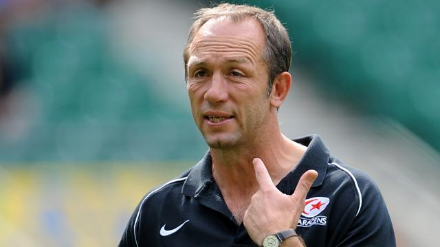 Premiership - Venter leaves Saracens to join Sharks