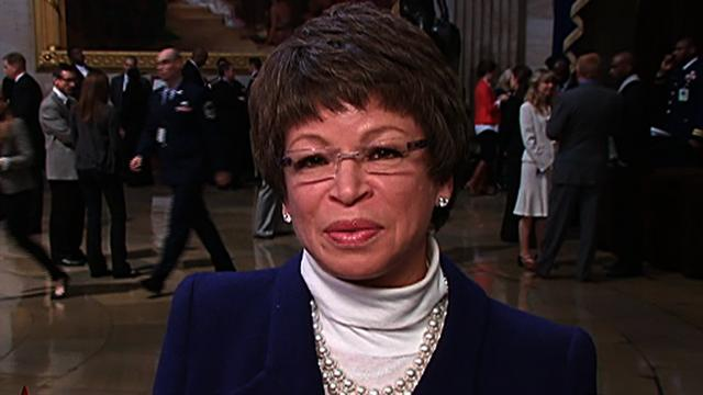 "Jarrett: Obama inaugural speech ""uplifting"""