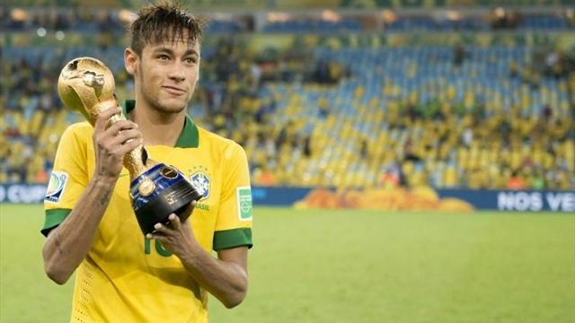 Liga - Barca star Neymar leaves hospital following operation