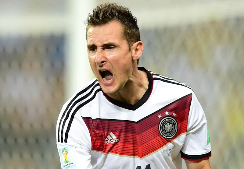 'Germany perform best under pressure' - Klose confident of World Cup success despite Mexico loss