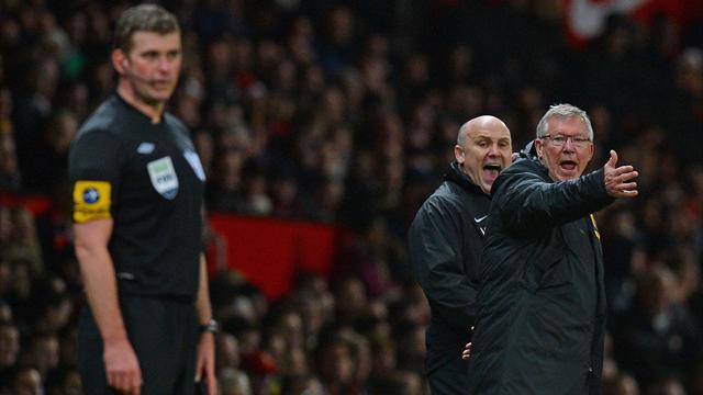 Premier League - Ferguson launches angry tirade at Pardew