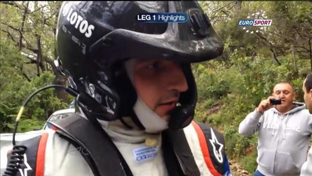 WRC - Kubica threatened to pull out of rally