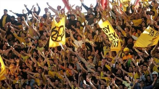 European Football - AEK Athens prepare to start from scratch after bankruptcy