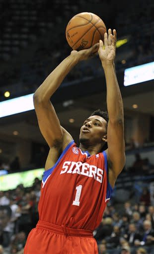 76ers Bucks Basketball