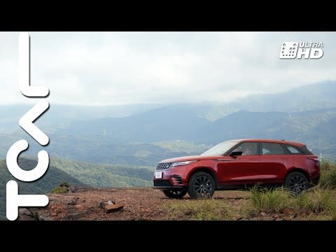 神駿非凡 Land Rover Range Rover Velar 新車試駕 - TCAR