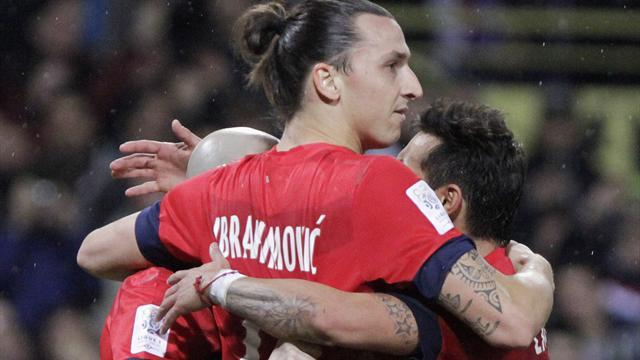 French Ligue 1 - PSG celebrate Beckham swoop by routing Toulouse