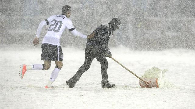World Cup - Costa Rica's snowstorm protest thrown out by FIFA