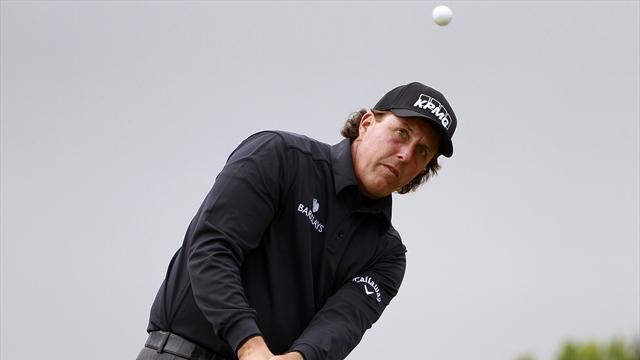 Golf - Mickelson keen to spread US influence in Asia