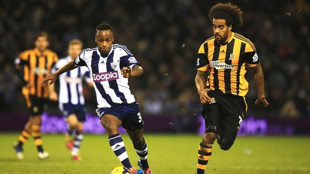 Premier League - Vydra earns West Brom point against Hull