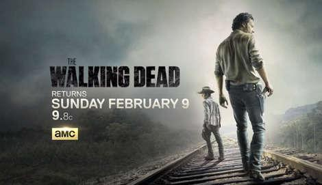 The Walking Dead season four returns to answer fan questions
