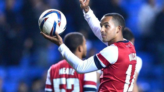 Premier League - Paper Round: United to move for Walcott