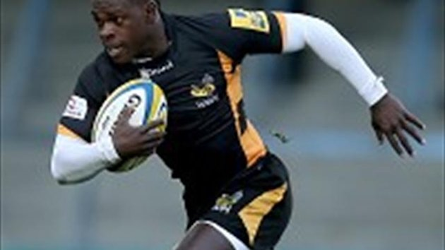 Christian Wade scored a superb try for Wasps in a comfortable victory