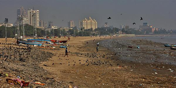 Ten beaches you don't want to visit - Chow Patty Beach - Mumbai, India