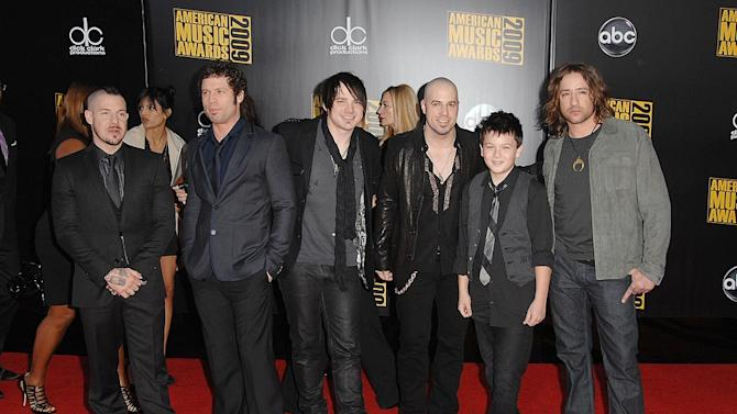 Daughtry AMA Awards