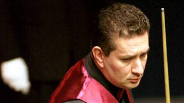SNOOKER Tony Drago