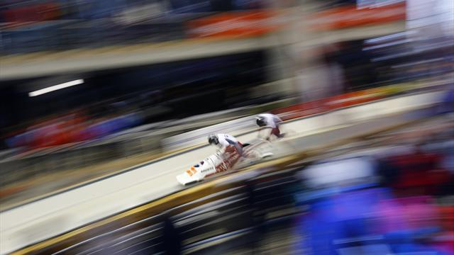 Bobsleigh - Melbardis wins at Sochi, Zubkov defends World Cup title